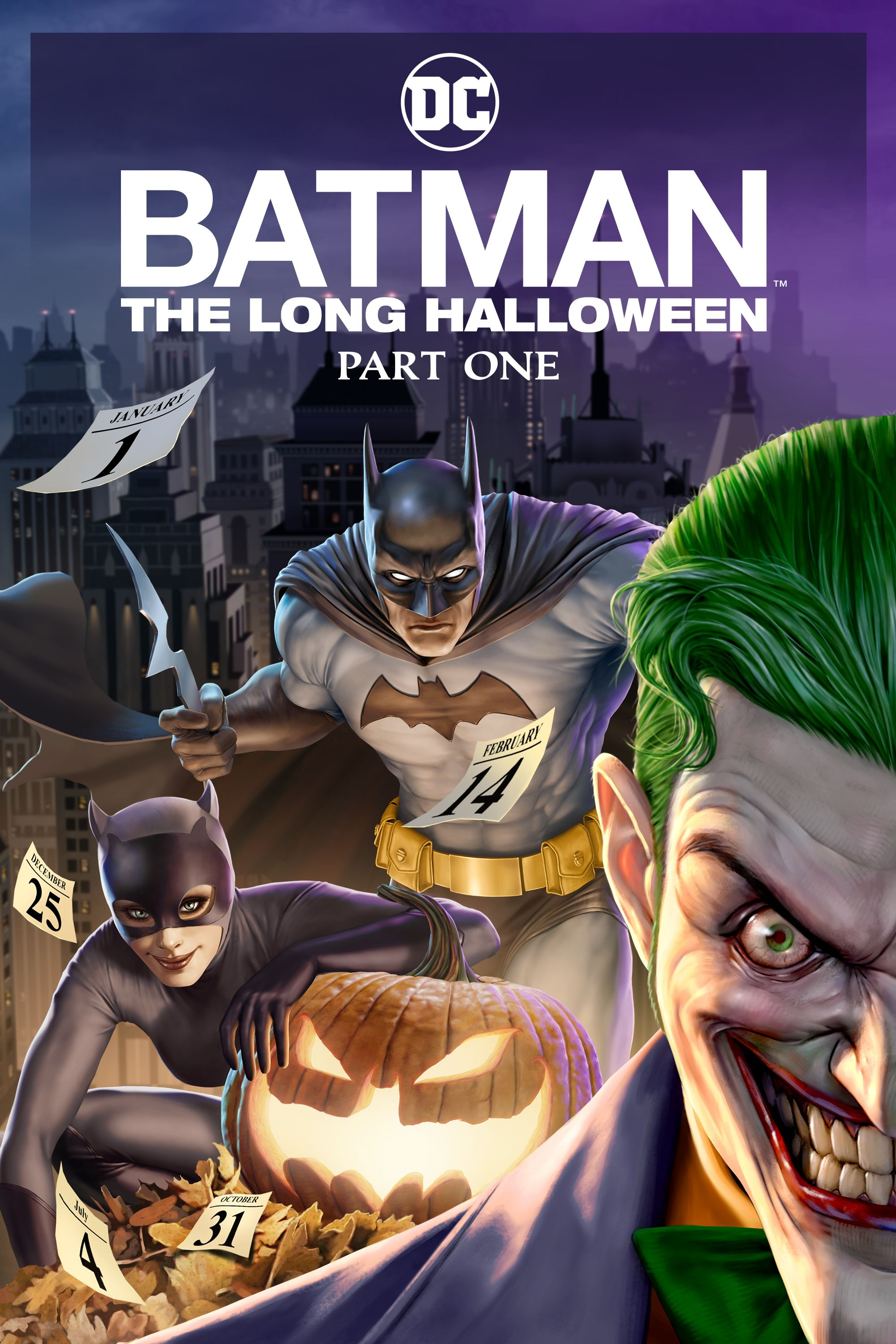 Batman: Long Halloween, Part 1 (2021)